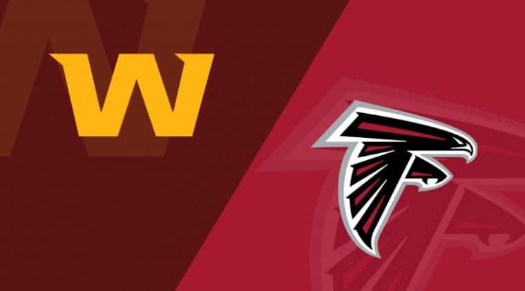 Falcons vs Washington Football Team Preview