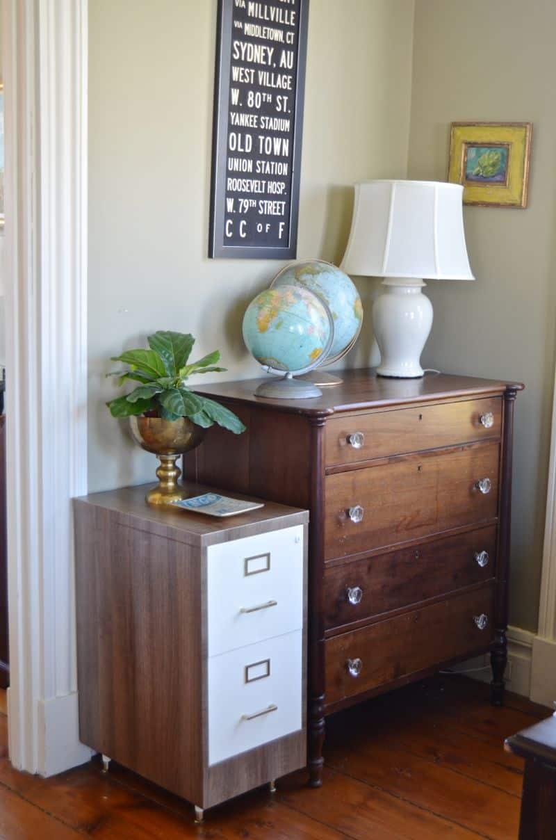 File Cabinet Flip At Charlotte S House