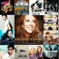 ATC Hitz Top 50, #36th Edition 2012 (03 September – 09 September 2012)