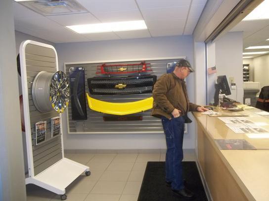 Powers Swain Chevrolet Inc Car Dealership In Fayetteville
