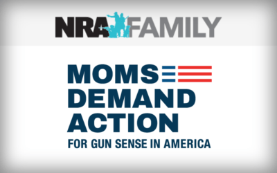 Why can't I be member of NRA and Mom's Demand Action?