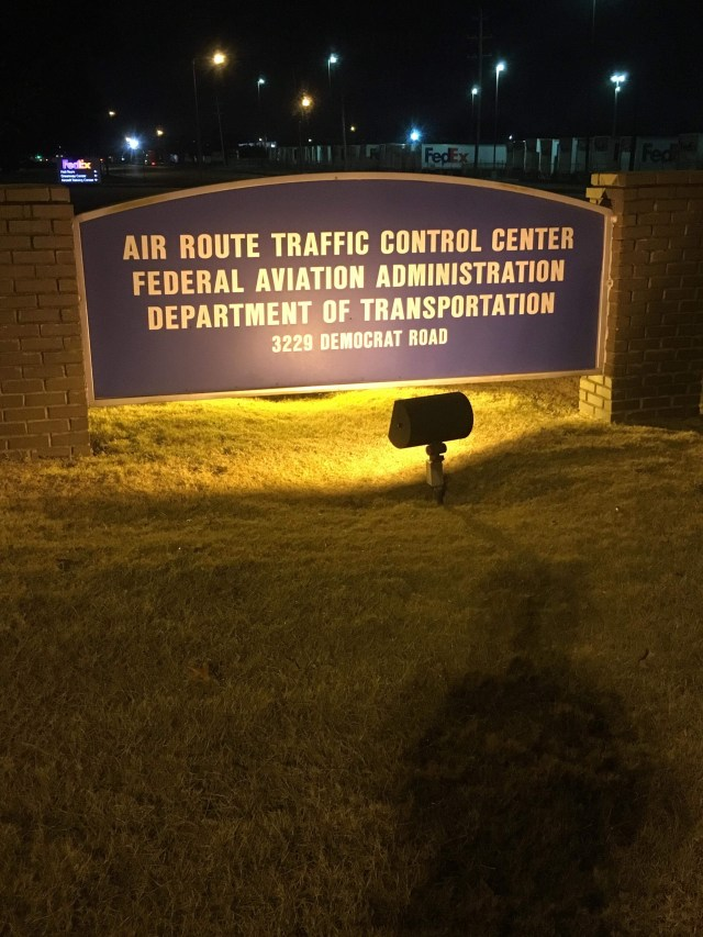 Top 24 U.S. Air Route Traffic Control Centers