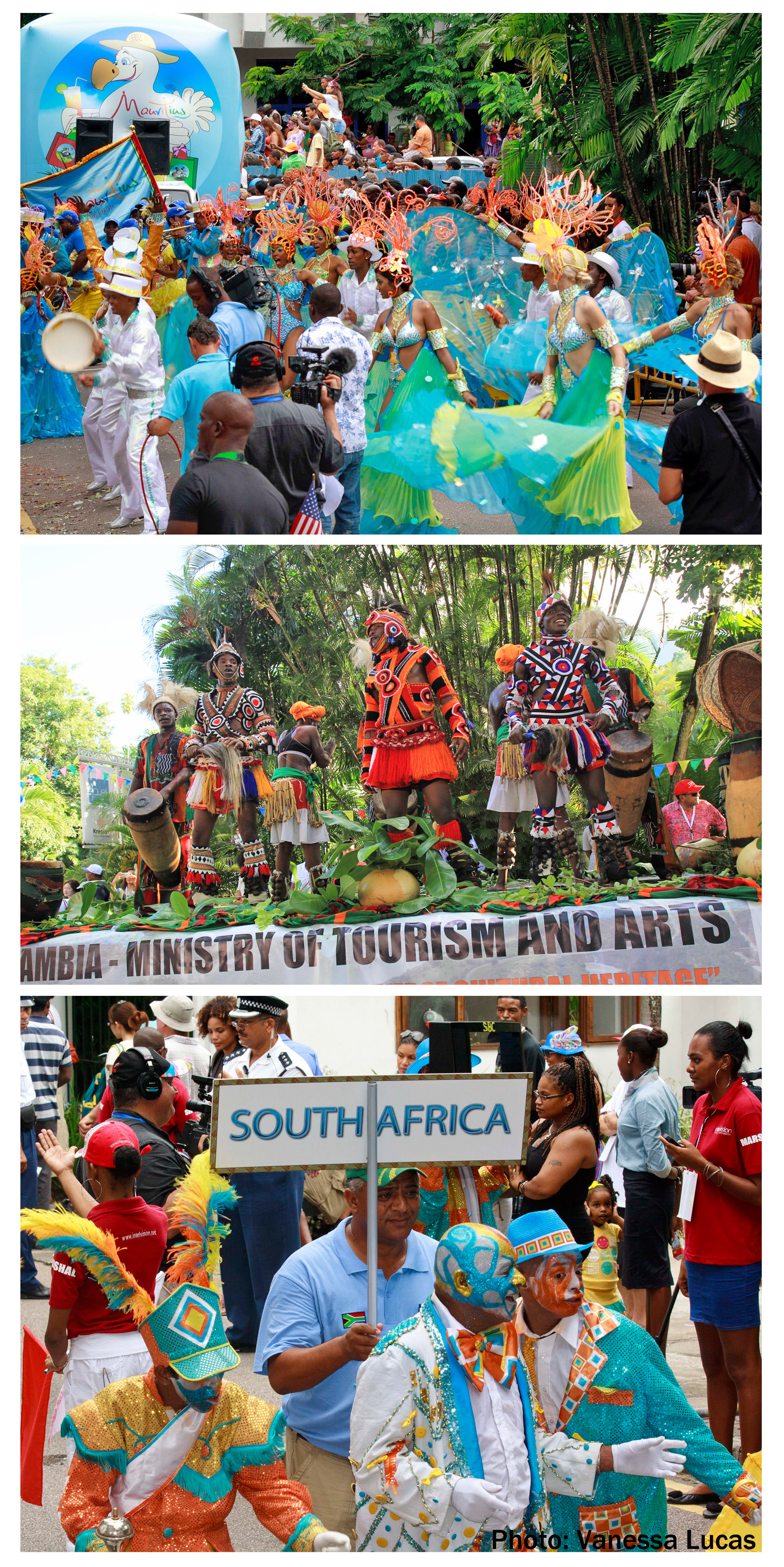 Seychelles Prepare To Welcome African Nations To The