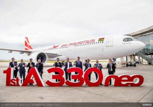 First-A330neo-Air-Mauritius-delivery-ceremony-