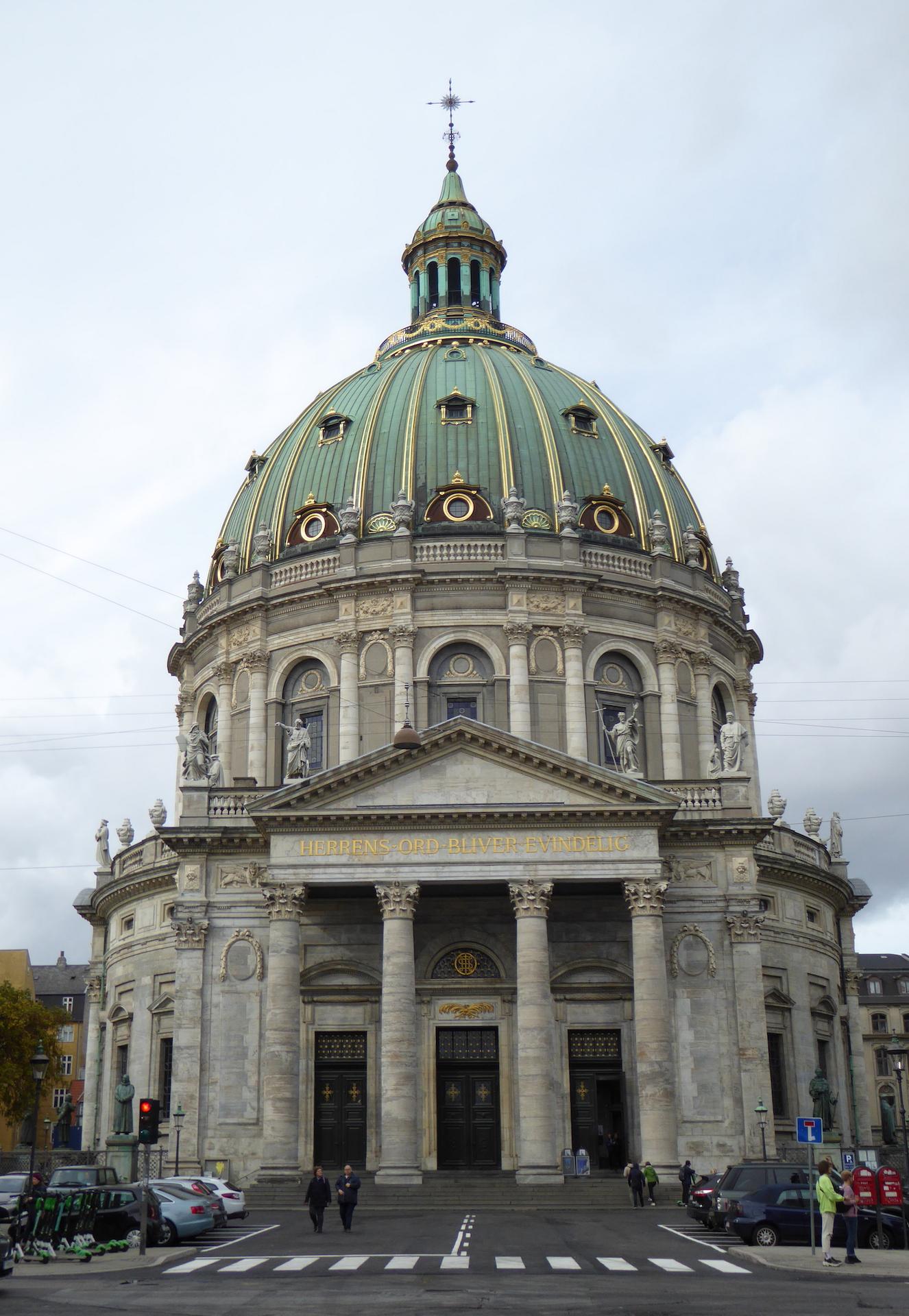 Kościół Fryderyka w Kopenhadze