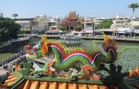 Bajkowe świątynie Kaohsiung