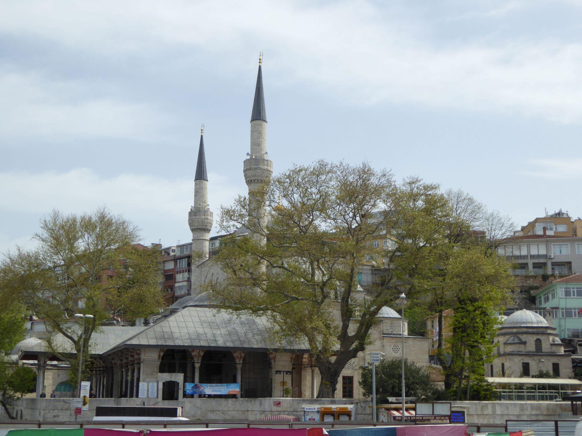 Stambuł Wspaniałe Stulecie: meczet Mihrimah