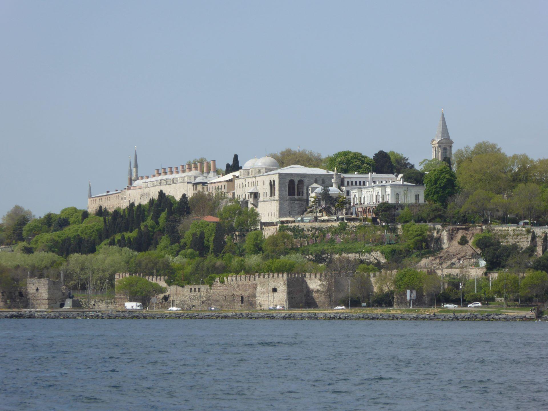 Stambuł pałac Topkapi