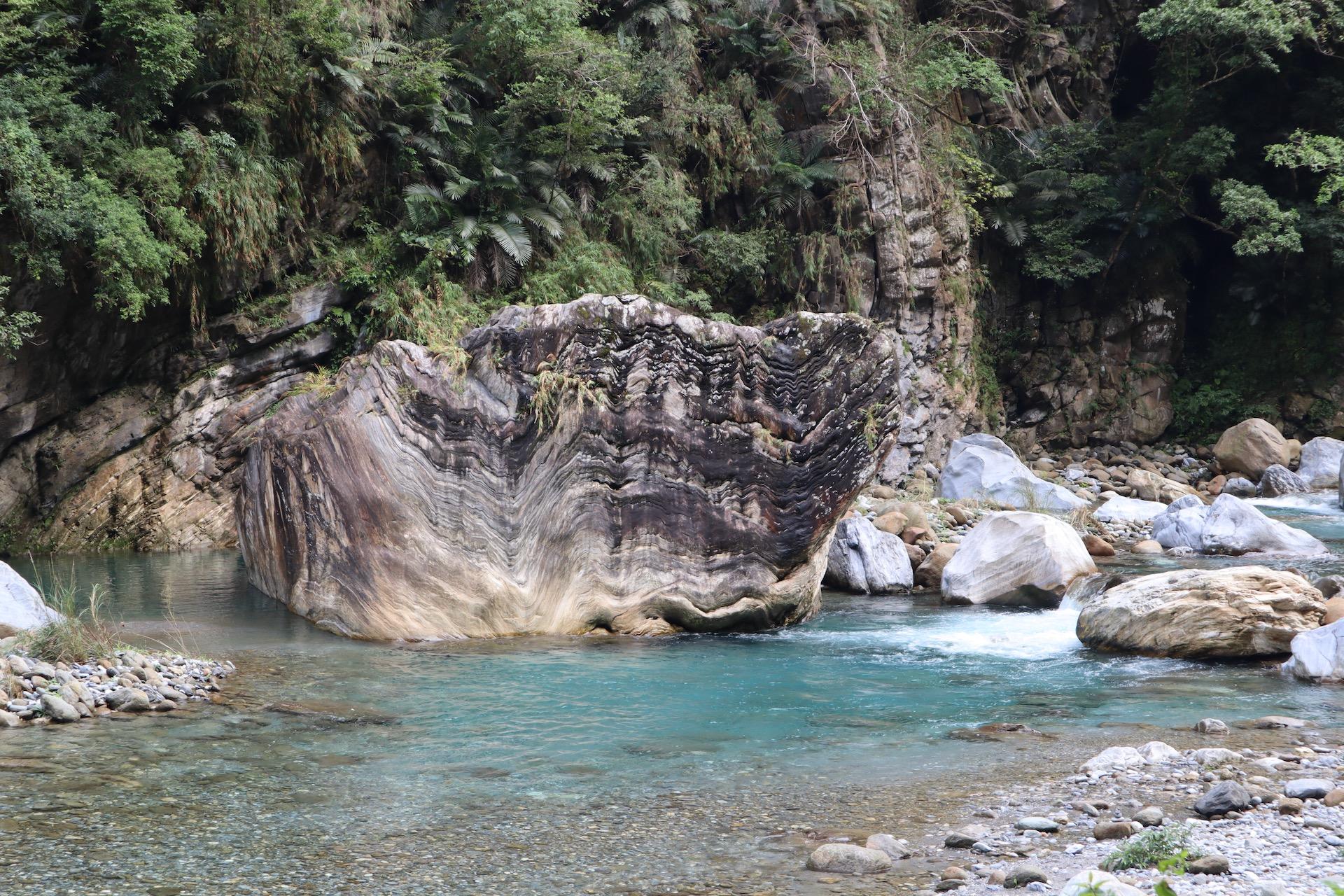 Park Narodowy Taroko: szlak Shakadang