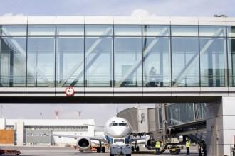 Aeropuerto de Málaga. Fotografía de AENA
