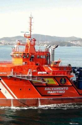 El buque Miguel de Cervantes participa en el dispositivo