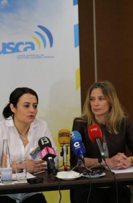 Susana Romero, USCA controladores