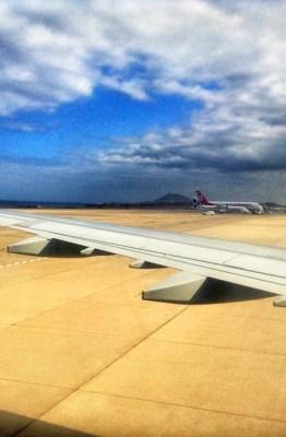 Aeropuerto de Gran Canaria. Foto ATCpress