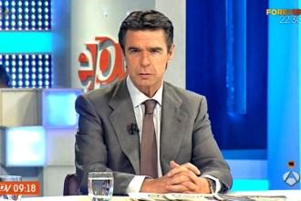 José Manuel Soria en Antena 3 TV.