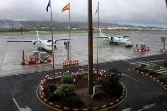 Aeropuerto de Los Rodeos. Fotografía: Estrella Muti