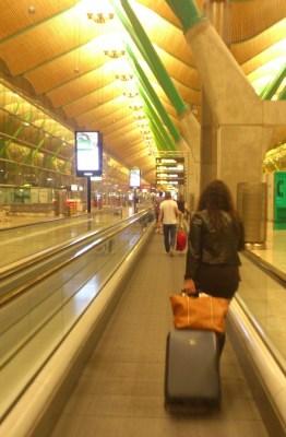 Aeropuerto Adolfo Suárez Madrid-Barajas, T4. Fotografía: ATCpress