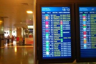 Aeropuerto de Gran Canaria. Fotografía ATCpress