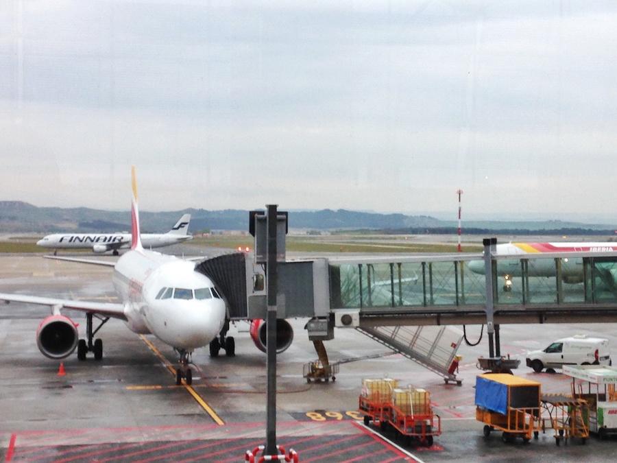 Aeropuerto de Barajas. Fotografía. ATCpress
