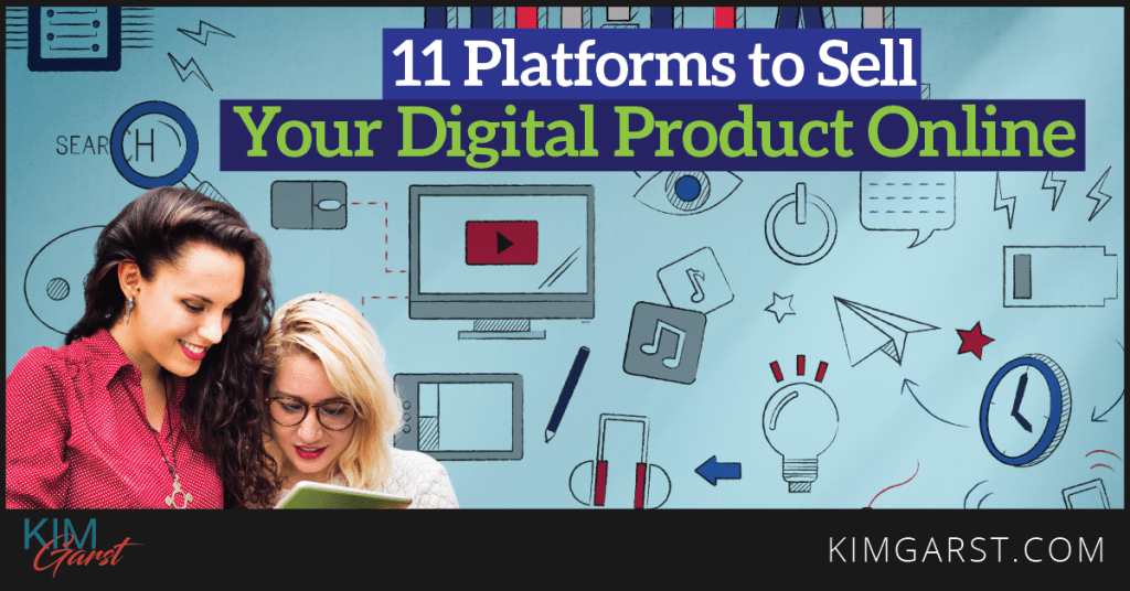 The 9 platforms to sell digital products