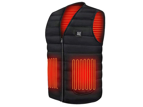 Electric Heated Cotton Vest (XL)