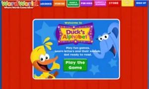 Wonderful Website- Word World