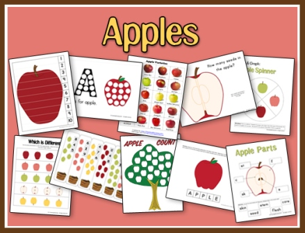 Apple Printables