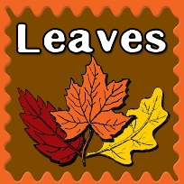 Leaves Toddler Activities