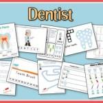 FREE Dental Health Printables