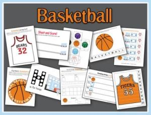 Basketball Printables