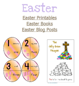 Easter Symbols {Expanded}