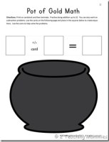 Pot of Gold Math