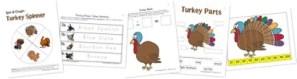 Turkey Kindergarten Extension Pack