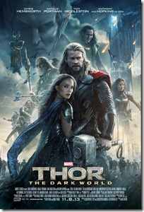 Marvel's Thor: The Dark World {Review}