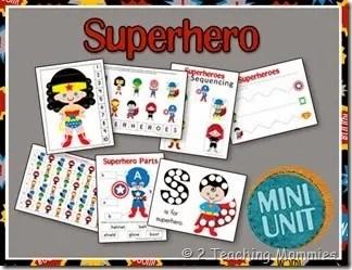 Superhero Unit