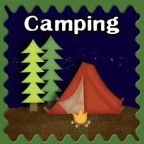 Camping Toddler Activities