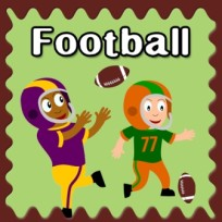 Football Toddler Printables