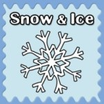 Snow and Ice Printables