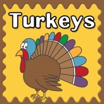 Turkey Printable Activities