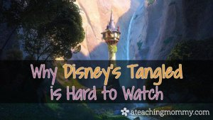 Why Disney's Tangled is Hard to Watch