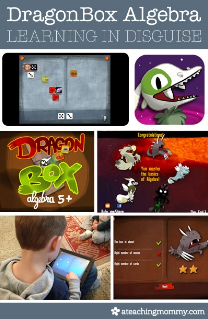Teach your kid something new without them even realizing it. Read this review on DragonBox Algebra, an app game for 5 & Up https://wp.me/p4HCtF-1E2
