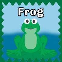Frog Printables
