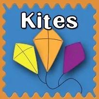 Kite Printable Activities