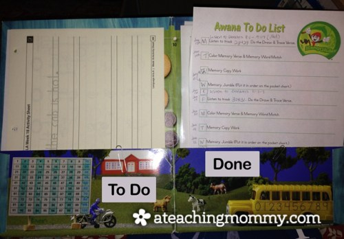 Is your homeschool day chaotic? Learn the ways A Teaching Mommy stays organized and the online homeschool planner that helps her do it.