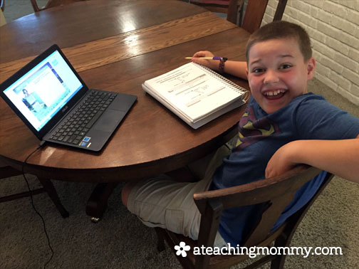 Utilize this completely online homeschool math curriculum from anywhere on any device. Your kids will love taking ownership of their education with Teaching Textbooks.