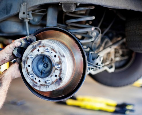 squeaky brakes