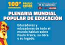 Plenario Mundial Popular de Educación
