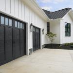 New Black Carbon Garage Doors A Tech Garage Doors