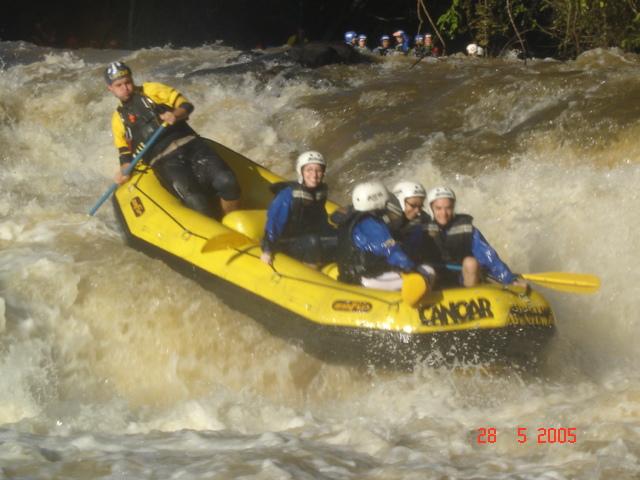 Rafting Brotas