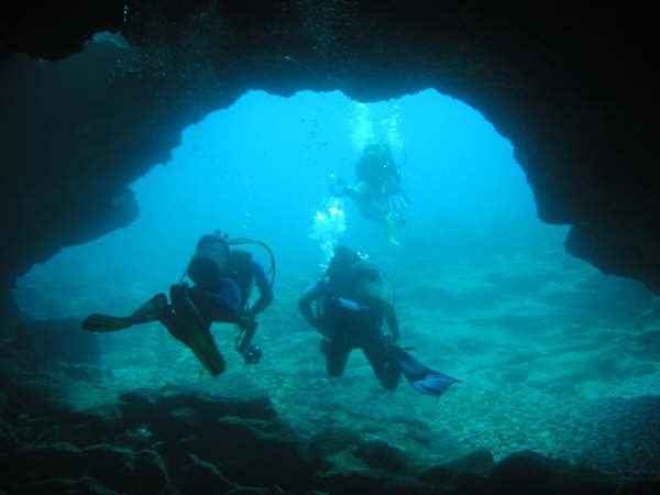Passagem Submarina