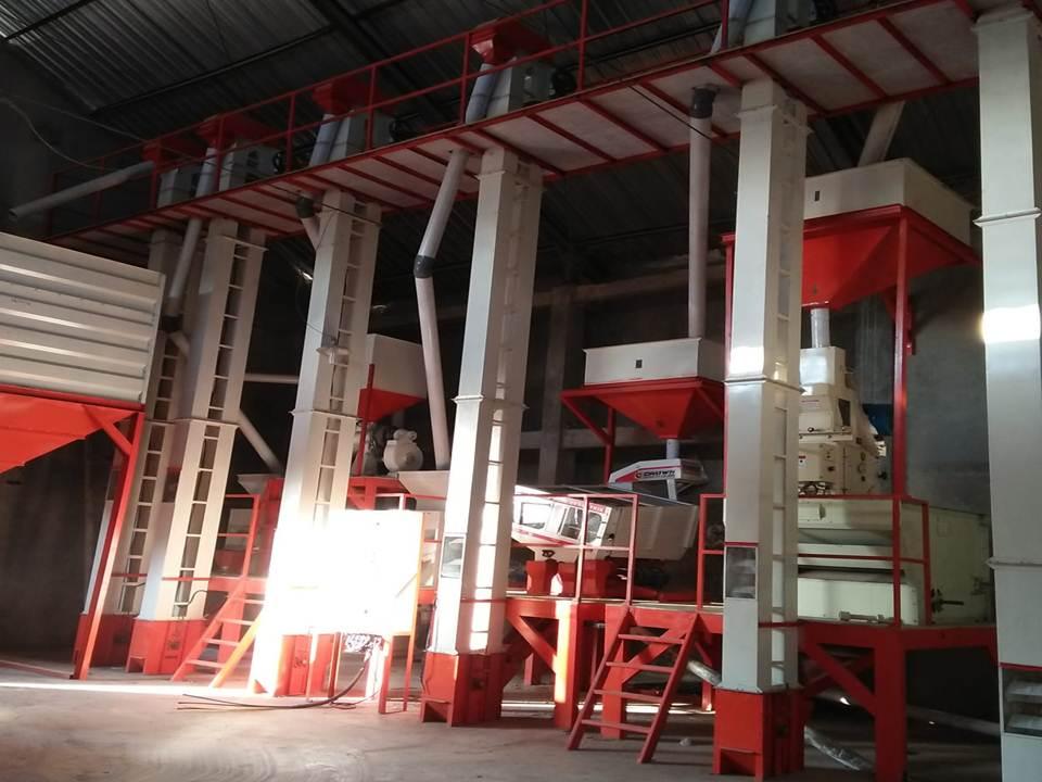 Paket Hemat Rice Mill